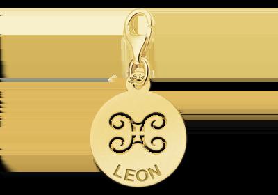 Graveer Hier☝️Jouw Gouden Bedeltje Zodiac Tweelingen✅