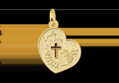 Gouden communie cadeau