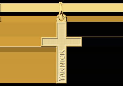 Gouden kruis 1ste communie